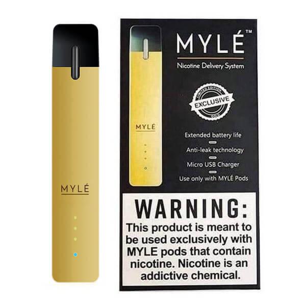 Dispositivo de Oro Vape por MYLÉ