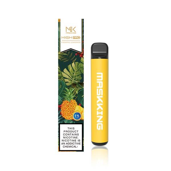 Maskking High PRO Pineapple Lemonade 5%