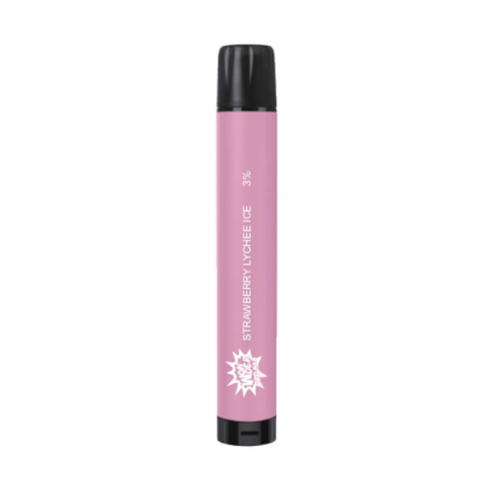 Wonder Pro Max 3% Strawberry Lychee Ice