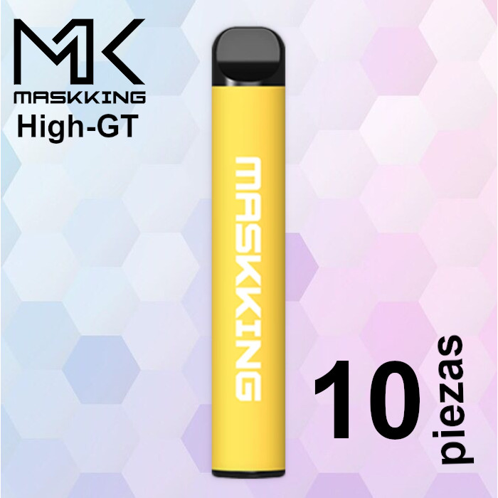 Maskking High-GT Banana Ice 4 nic 10 pzas