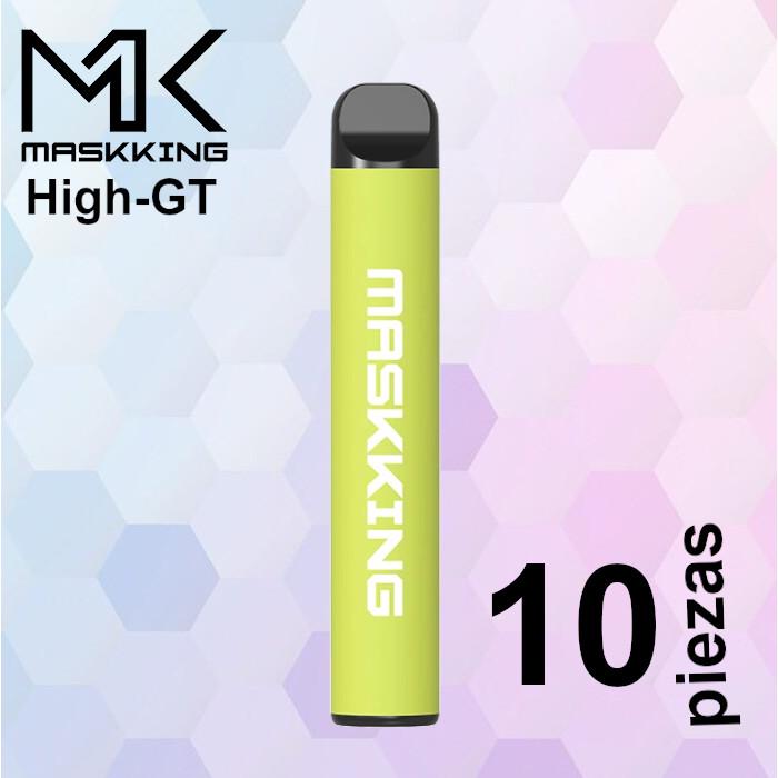 Maskking High-GT Lush Ice 4 nic 10 pzas