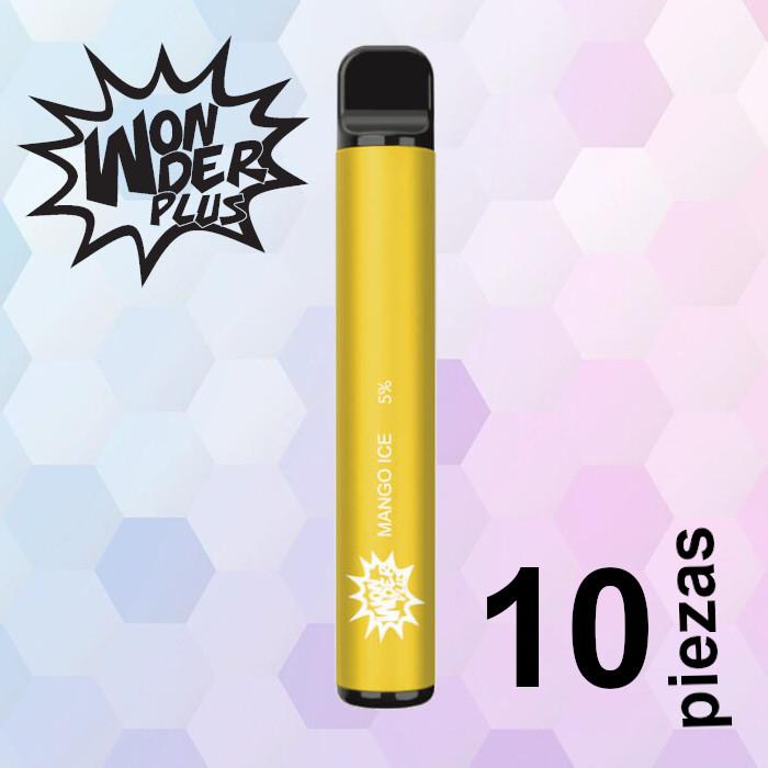 Wonder Plus Mango Ice 10 pzas
