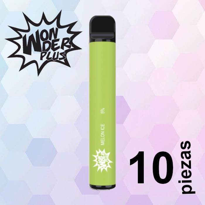 Wonder Plus Melon Ice10 pzas